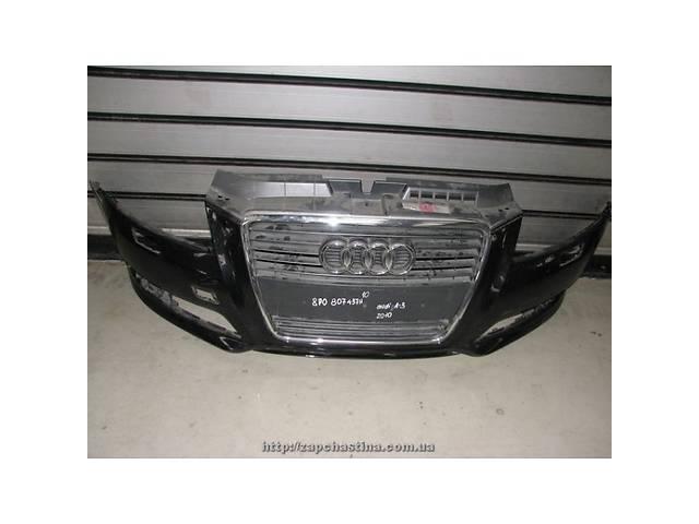 купить бу Бампер передний Audi A3, 8P0807437H в Киеве