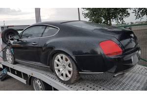б/у Капоты Bentley Continental