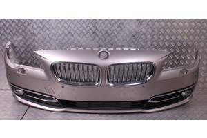 Бампер передний б/у BMW 5 Series F10 F11 F07 2013-