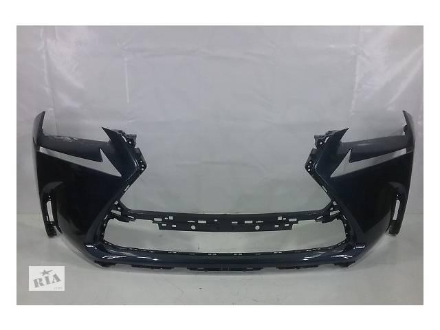 купить бу Бампер передний с нижней губой для Lexus NX в Чернигове