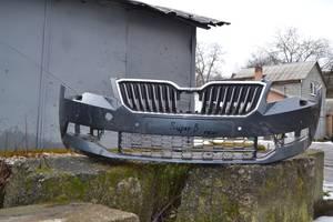 Бамперы передние Skoda SuperB New