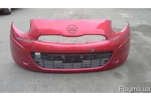 б/в бампери передні Nissan Micra