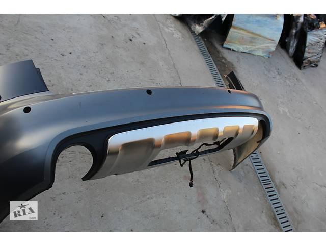 продам бампер задний для Audi A6 C6 Allroad, 2006-11 бу в Львове
