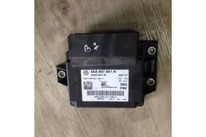 Блок модуль ручного тормоза 3AA907801H Фольксваген Пассат В7 2011-2015