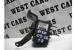 б/у Блоки управления ABS Toyota Avensis