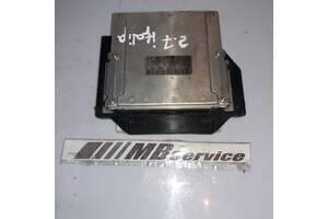 Блок управления двигателем 2,2CDI W202 Cклас A0265450332