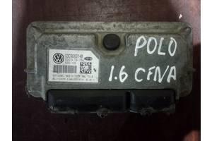 Блоки управления двигателем Volkswagen Polo