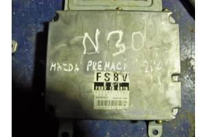 б/у Блоки управления двигателем Mazda Premacy