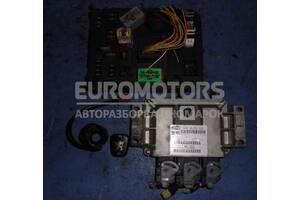 Блок управления двигателем комплект Peugeot 307 1.4 16V 2001-2008 9647498180