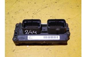 б/у Блоки управления двигателем Fiat Punto