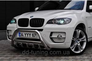 Кенгурятники BMW X6