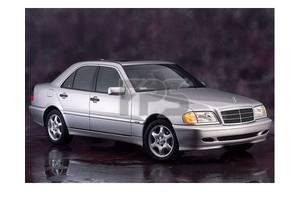 Боковое стекло передней двери Mercedes C-class W202 '93-01 левое (SEKURIT)