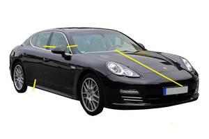 б/у Четверти автомобиля Porsche Panamera