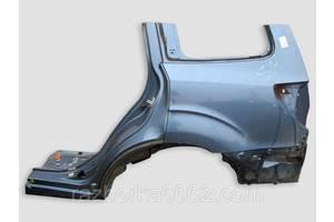 чверті автомобіля Subaru Forester