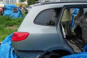 Четверти автомобиля Hyundai Santa FE