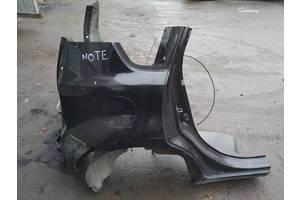 б/у Четверти автомобиля Nissan Note