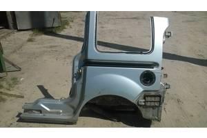 Четверти автомобиля Renault Kangoo