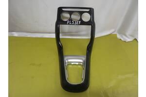 Citroen C3 II DS3 09-18 накладка рамка центральной консоли 9801578777