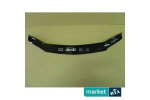 Дефлекторы капота Mazda 323