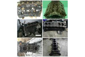 б/у Блоки двигателя Mercedes 123