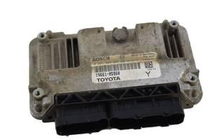 б/у Блоки управления двигателем Toyota Yaris