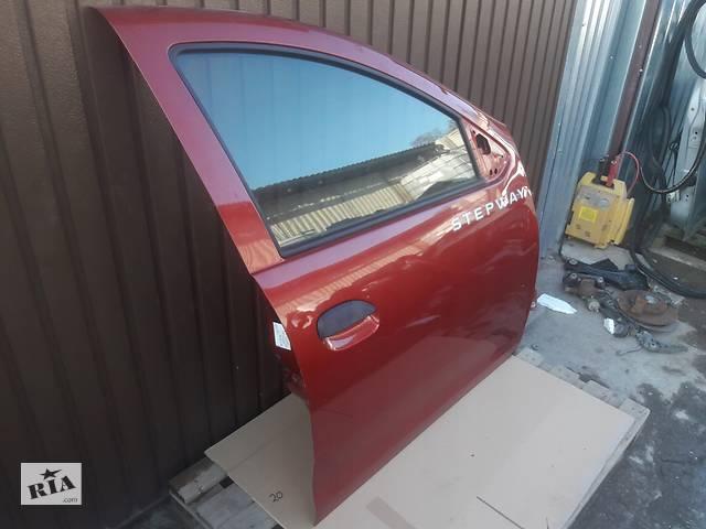 продам Дверь передняя для Dacia StepWay 2 2012-2019 бу в Киеве