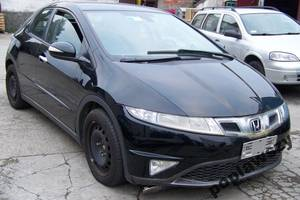 б/у Двери передние Honda Civic