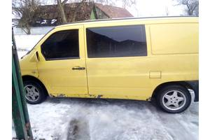 Двери передние Mercedes Vito груз.