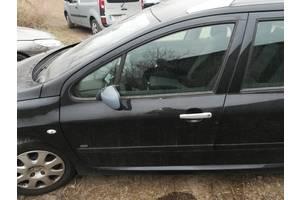 б/в двері передні Peugeot 307