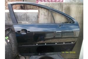 двері передні Peugeot 407