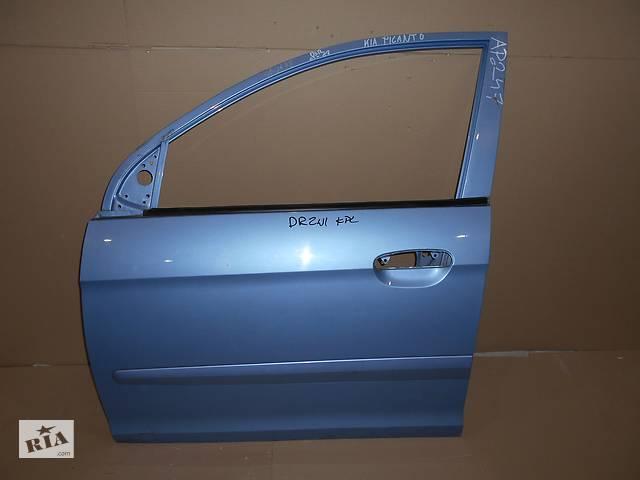 купить бу Дверь передняя левая KIA Picanto 2004-2011 в Тернополе