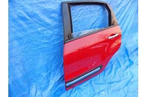 б/у Двери задние Fiat 500 L