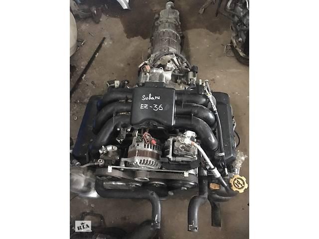 продам Двигатель + АКПП для Subaru Tribeca (объём 3.6) бу в Києві