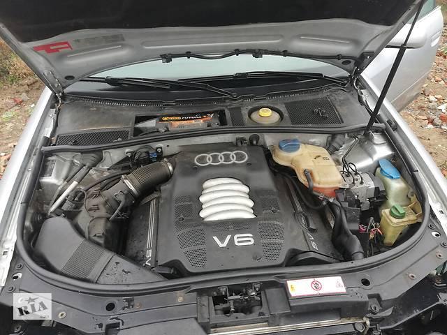 двигатель Audi A4 B5 A6 C5 24 V6 Alf W Aucie бу детали двигателя