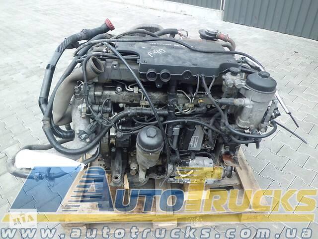 Двигатель D0834 LFL40/41/42 Б/у для MAN TGL- объявление о продаже  в Черновцах