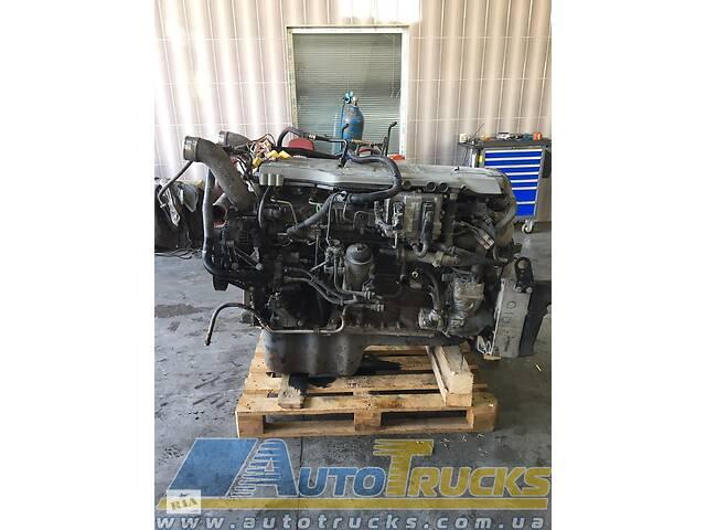 Двигатель D2066 LF27 Б/у для MAN TGX- объявление о продаже  в Черновцах