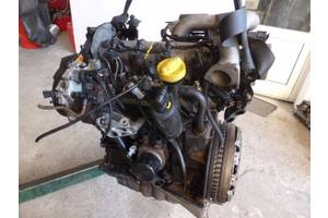 Двигатели Renault Megane II
