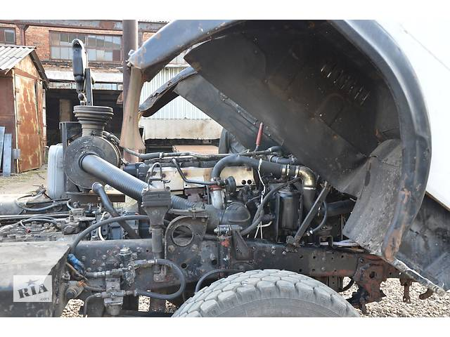 продам Двигатель (мотор) двигун МАН (MAN) на КАМАЗ бу в Виннице