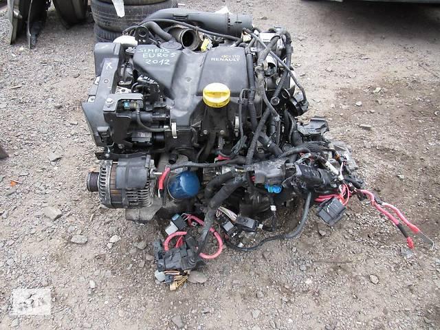 продам Двигатель Renault Scenic III 1.5 2009-2016 Euro 5 бу в Ковеле