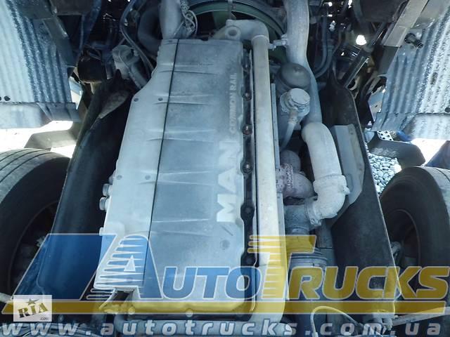 бу Двигатель TGS 18.360 D2066 Б/у для MAN в Черновцах
