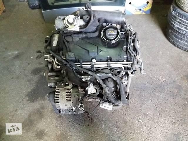 Двигун Volkswagen Passat B6 Caddy Golf V Jetta III Touran Skoda Octavia Audi A3 Seat Toledo Leon1.9 TDI BKC, BLS, BXE- объявление о продаже  в Луцьку