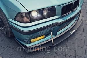 Новые Накладки бампера BMW 3 Series Coupe
