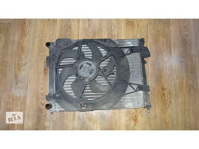 Диффузор радиатора с вентиляторам  1.9dci Opel Vivaro Renault Trafic Nissan Primastar 2001-2013- объявление о продаже  в Луцьку