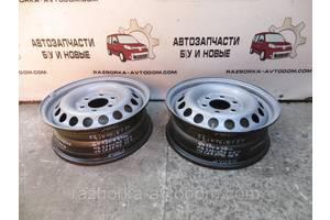 Диск колесный R16 Mercedes Sprinter VW Crafter (2006>) 6x130x84 5,5Jx16 ET51 OE:A0014013502