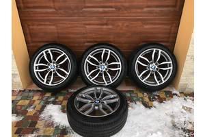 Новые диски с шинами BMW X3
