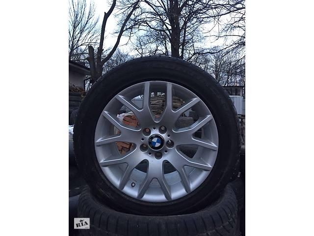 купить бу диск с шиной для BMW X5  в Украине