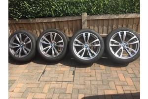 Новые диски с шинами BMW X6