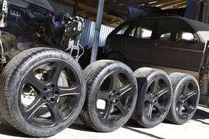 диски с шинами BMW