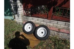 Новые диски с шинами ВАЗ 2106