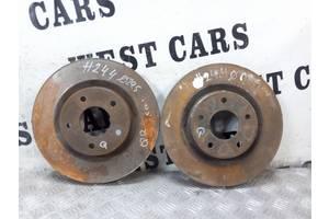б/у Тормозные диски Nissan Qashqai